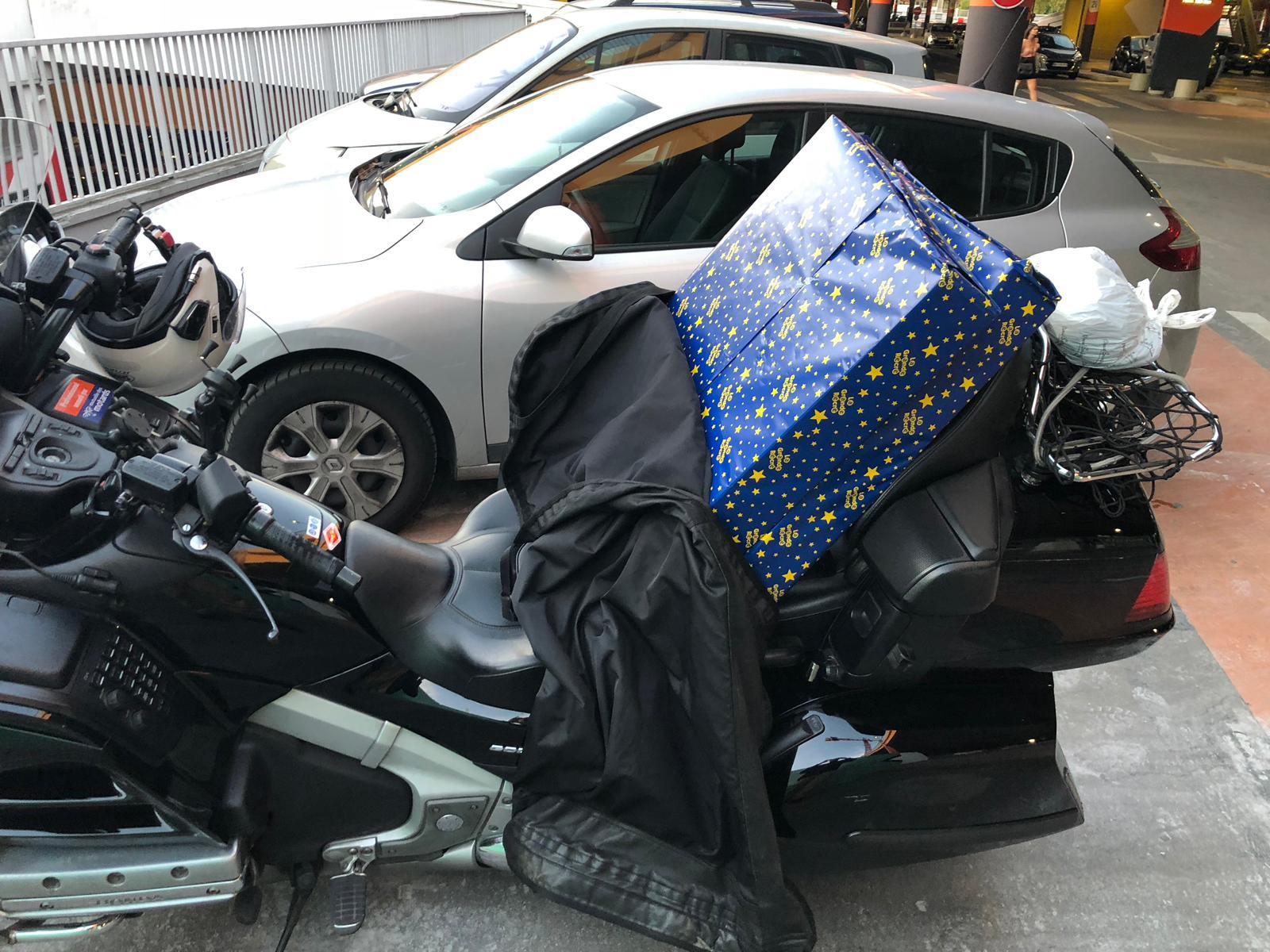 pourquoi le moto taxi
