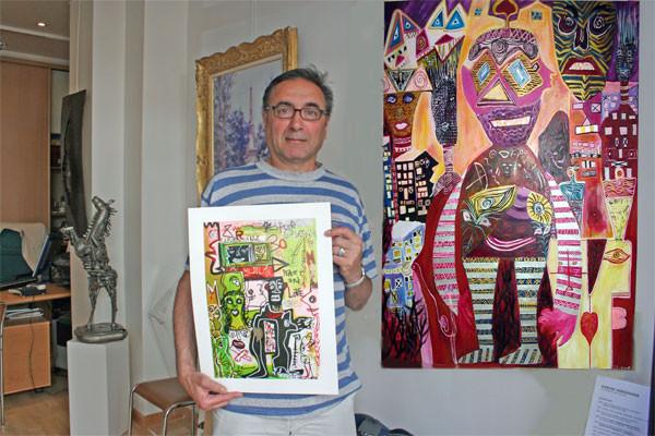 Pascal Robaglia, un amour de galeriste