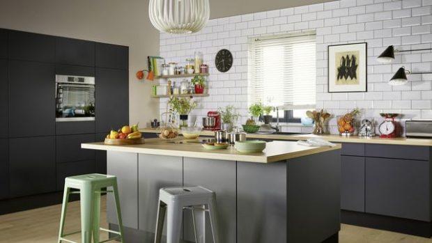 Avoir une cuisine moderne et pratique